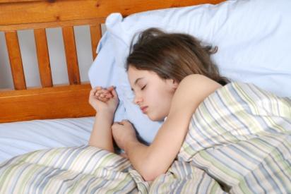 Sommeil de l'adolescence balances journaux de sommeil