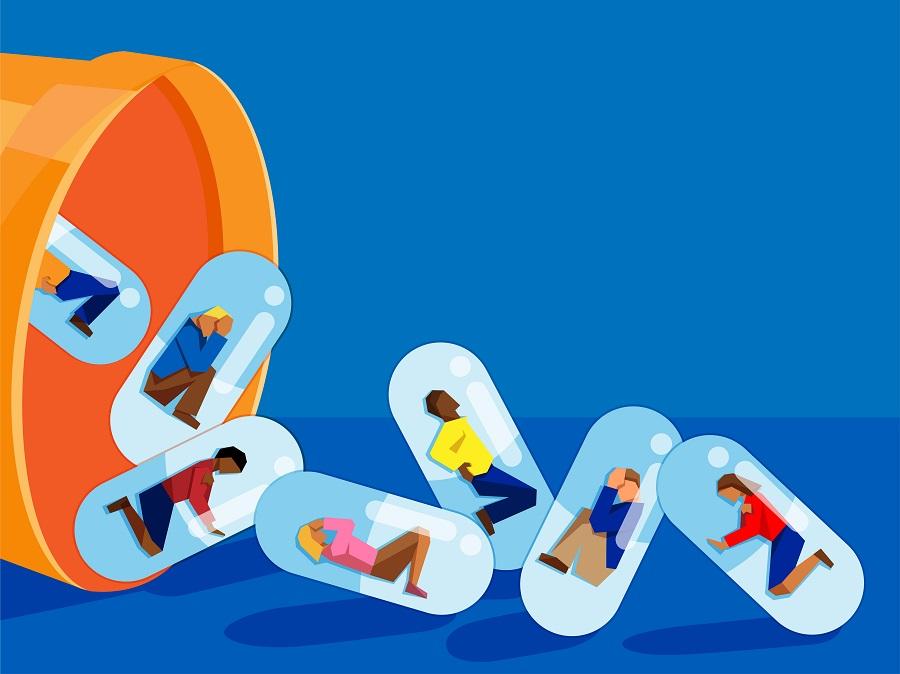Opioïdes , hypnotiques, anxyolitiques : des addictions en hausse avec la pandémie - Journal International de Médecine (inscription)